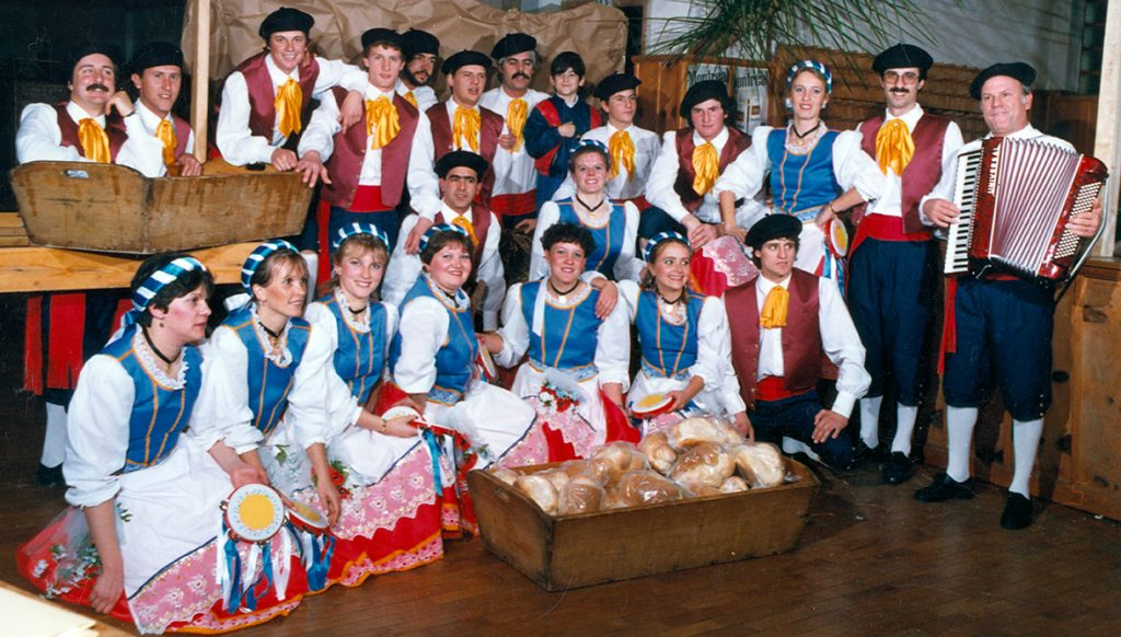 1986 FIGURINOS CORAL RICORDO DÍTALIA