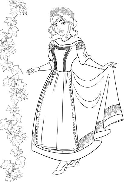 Princesas Festa Da Uva3